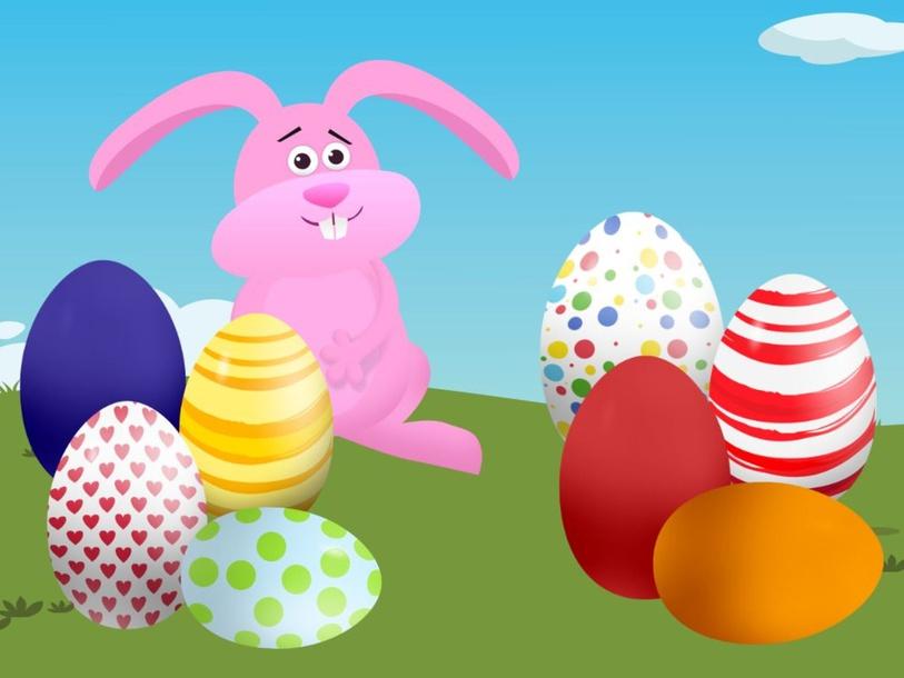 Furcsa húsvéti tojások by Rend Izabella