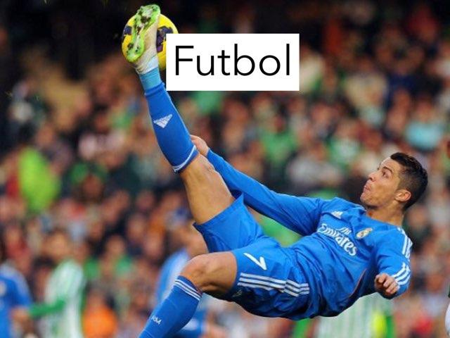 Futbol by Ibon Rebelo