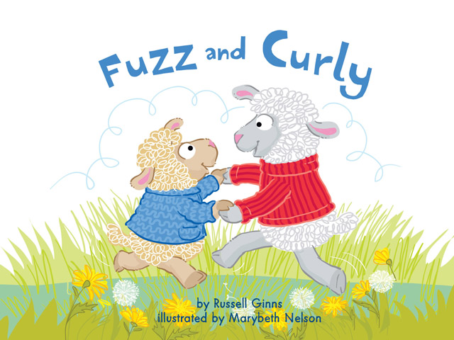 Fuzz and Curly by The Learning Company