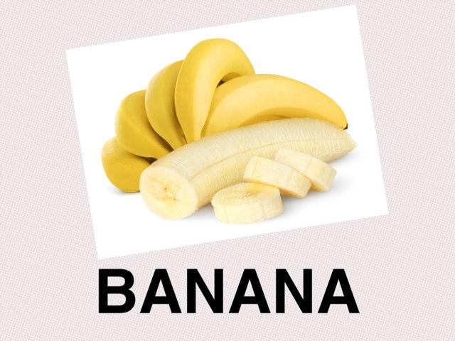 G1- Banana by Educação Infantil Cfc
