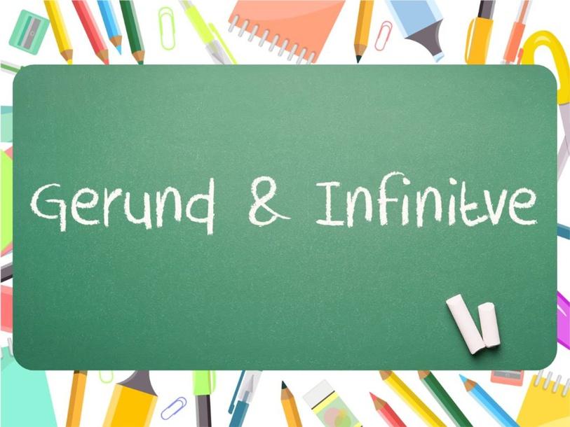 GERUND OR INFINITIVE? by Minh Uyên Nguyễn