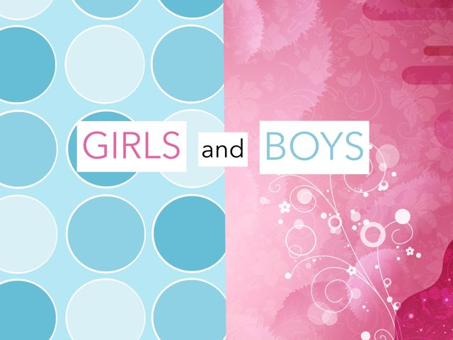 GIRLS and BOYS by Amelia Hussain