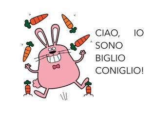 GL COME CONIGLIO by Laura Pozzar