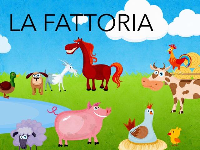 GLI ANIMALI DELLA FATTORIA by Paola Mazzi