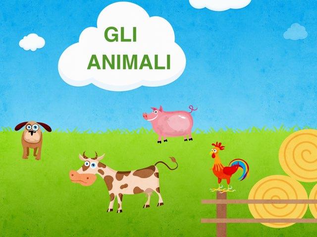 GLI ANIMALI by Marinella Ciriolo