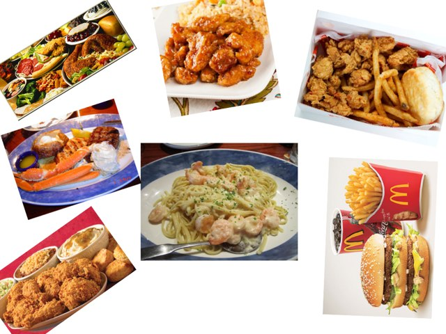 All about food  by Melissa Mmulert