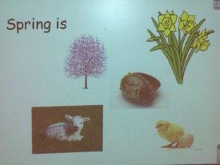 spring poem by Mrs smith