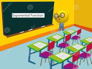Exponential function  Hridhi by Hridhi islam