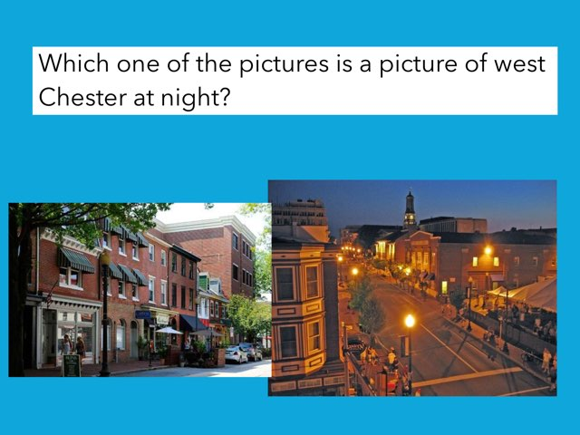 All about west Chester by Mandi capotrio