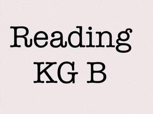 Reading by Debby Cynthiana