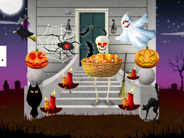 Holloween game Isabella  by Year Four 2015