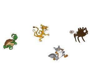 Mammals by Karie Heinitz