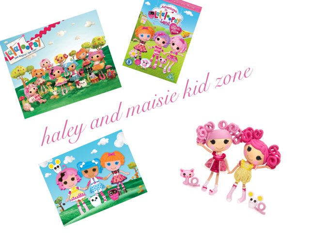 Walcome to are new chanell haley and maisie kid zone!  by Helaena Bondoc