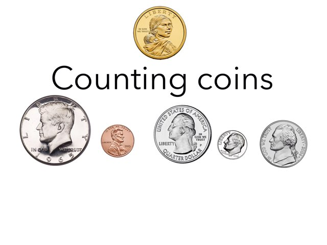 A game to practice coins. by Room 207