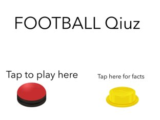 Foot ball quiz by Peyton by Chris  Smith