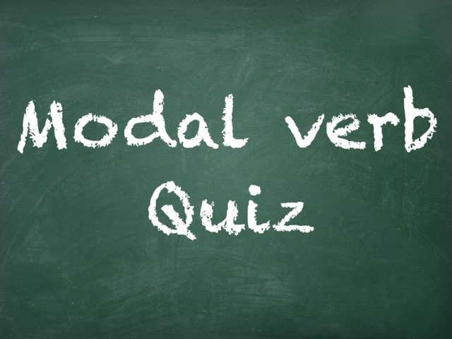 A modal verb game that is very very good this will help with your school work by Y6F Y6F