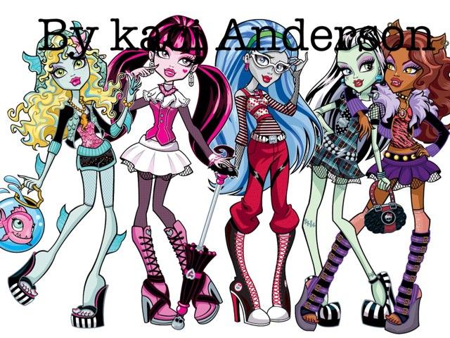 Name Kaci    Game 12 by Kira Anderson