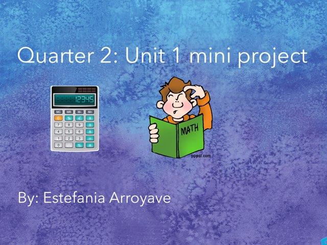 Mix of questions  by Estefania Arroyave