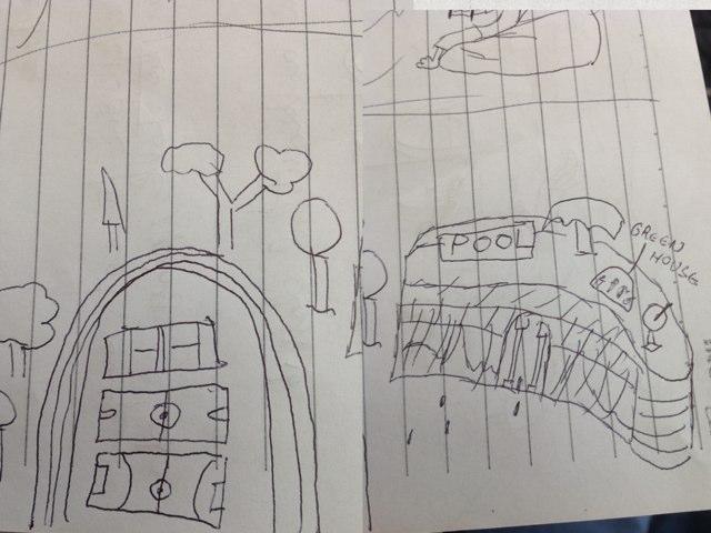 a game about my deram school  by CTJ Online