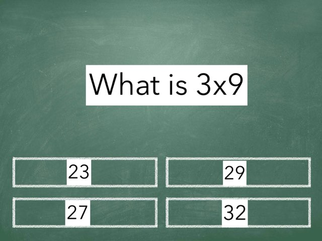 This is a really easy times table that you can pratice this to get it right  by Room4 room4