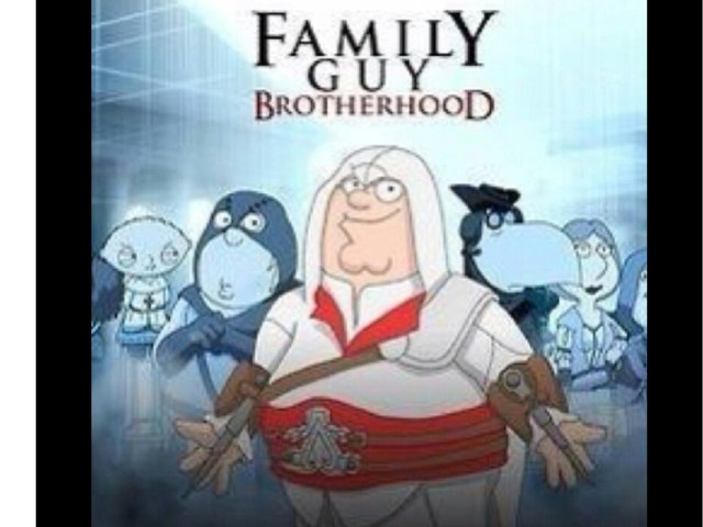 Family guy. by Jacob Gross