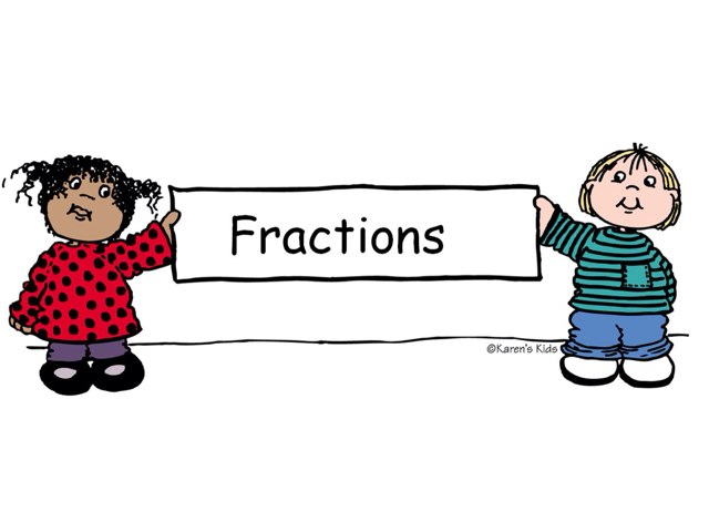 Fractions by James Barger