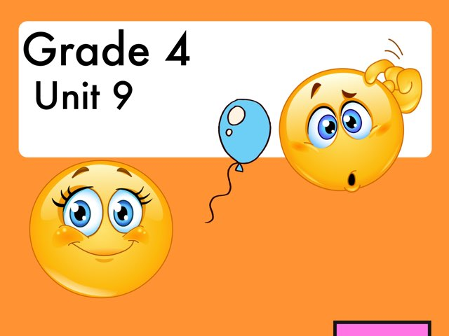Grade 4 u:9 this game engages students in brainstorming activity and reinforce their vocabulary. by beauty lord