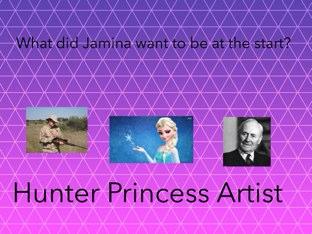 Hunter  by StBarts PrimarySchool