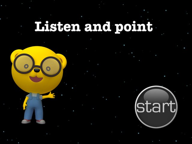 Listen and point. by Nussiba Abu-oqer