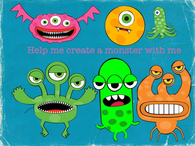 Create a Monster! by Dawn Emma