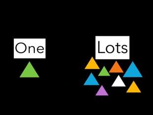 One & lots  by Susan Virk
