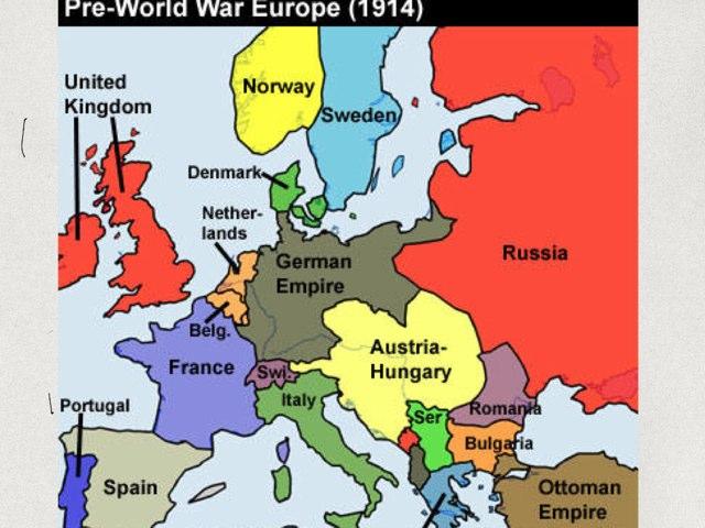 WW1  by Steve Bergen