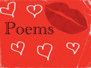 Poems with great writing . by Weslene Newcomb