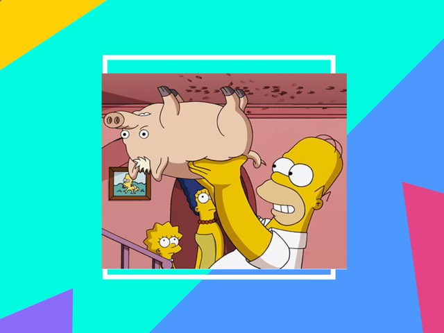 SPIDER PIG!!!!. You should do my other game it's called PIGS!!!!!!!  by Lachlan