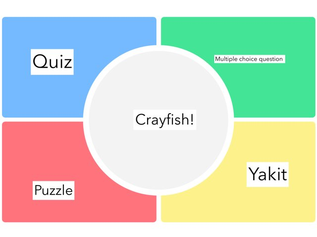 Crayfish stuff by Chris  Smith