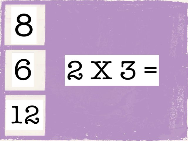 Multiplication by Heather Cooper