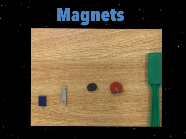Magnet game Nate by Frances Chapin