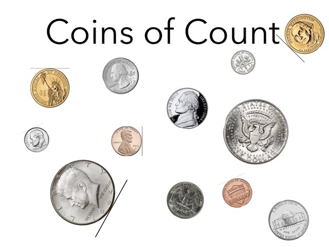 Coins! by Room 207