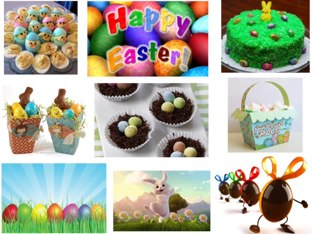 Happy Easter  by Eve Morrison