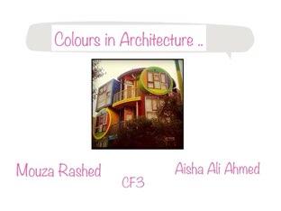 Colour .. by Aisha Ali