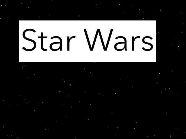 star wars story by Sonia De Los Rios
