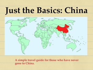 This is for a assignment for Chinese Class by Peter Williams