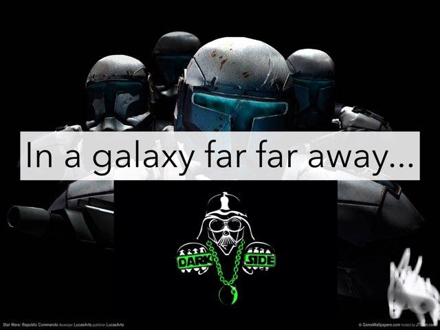 Star Wars by Edventure More -  Conrad Guevara