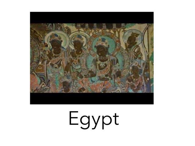 Egypt by Maureen Nevers