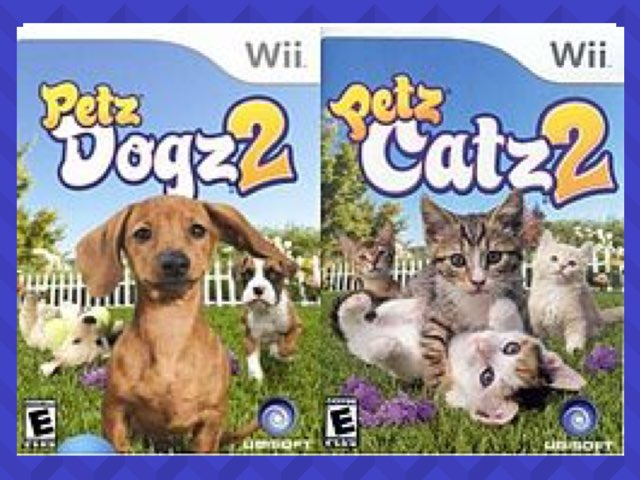 Catz2 Dogz2.  Please join but can't stop hating on getting his just made   by Rosie Horsie