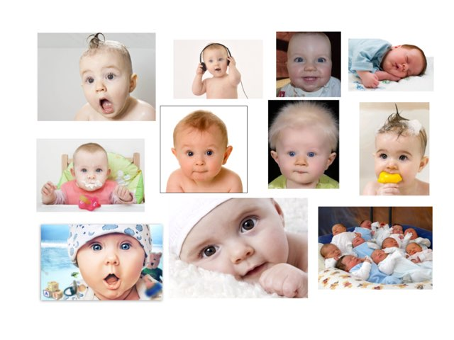 Baby's by Mrs.  Suanny