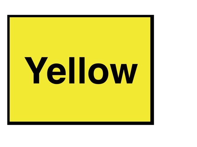 Yellow word for kg1 by fajer alhammadi