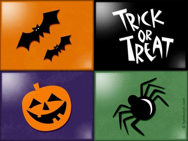 Halloween game by Marianna Martini