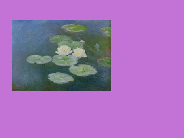 Video of Claude Monet by Isabelle Guay