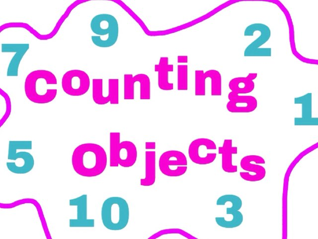 Counting Objects! by jocelyn natividad